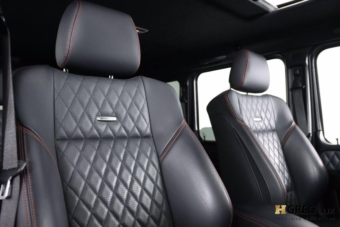 2017 Mercedes Benz G Class AMG G 63 #34