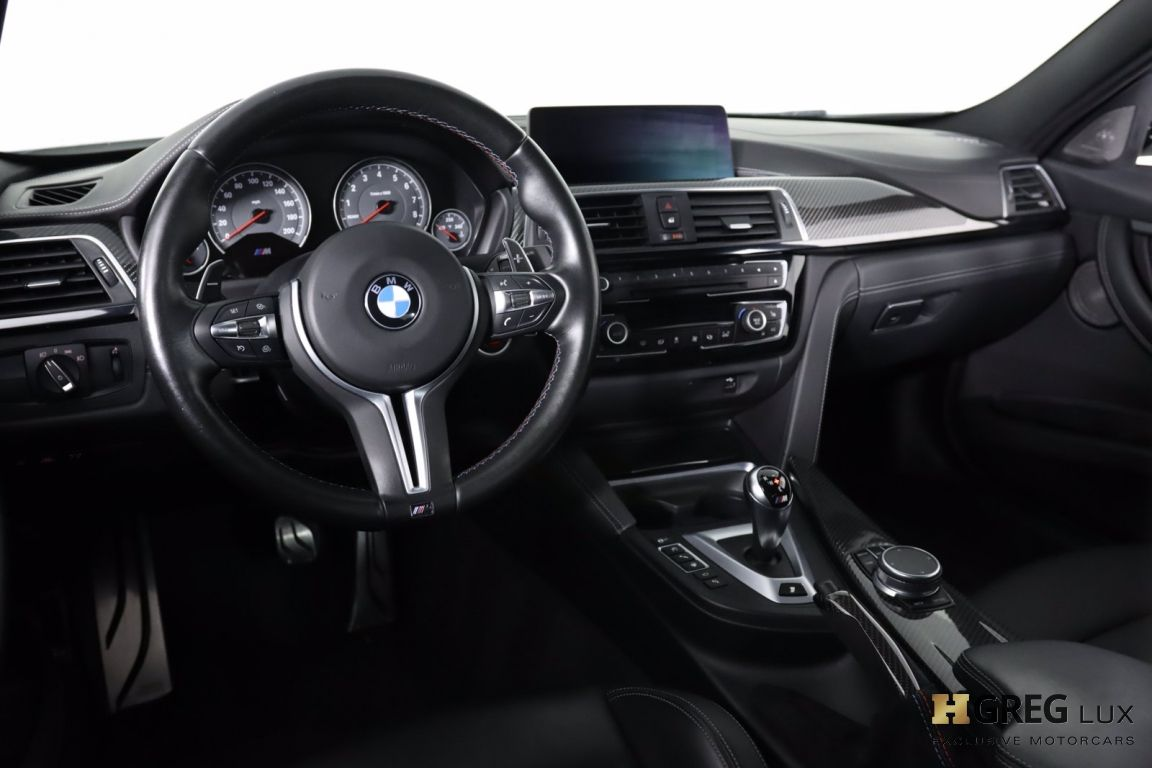 2018 BMW M3  #1