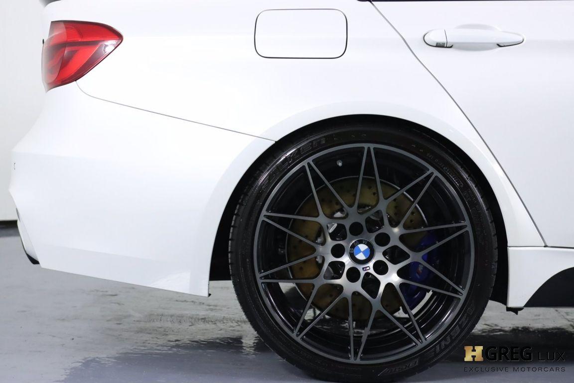 2018 BMW M3  #15