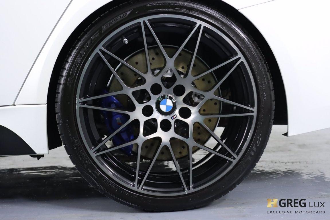 2018 BMW M3  #32