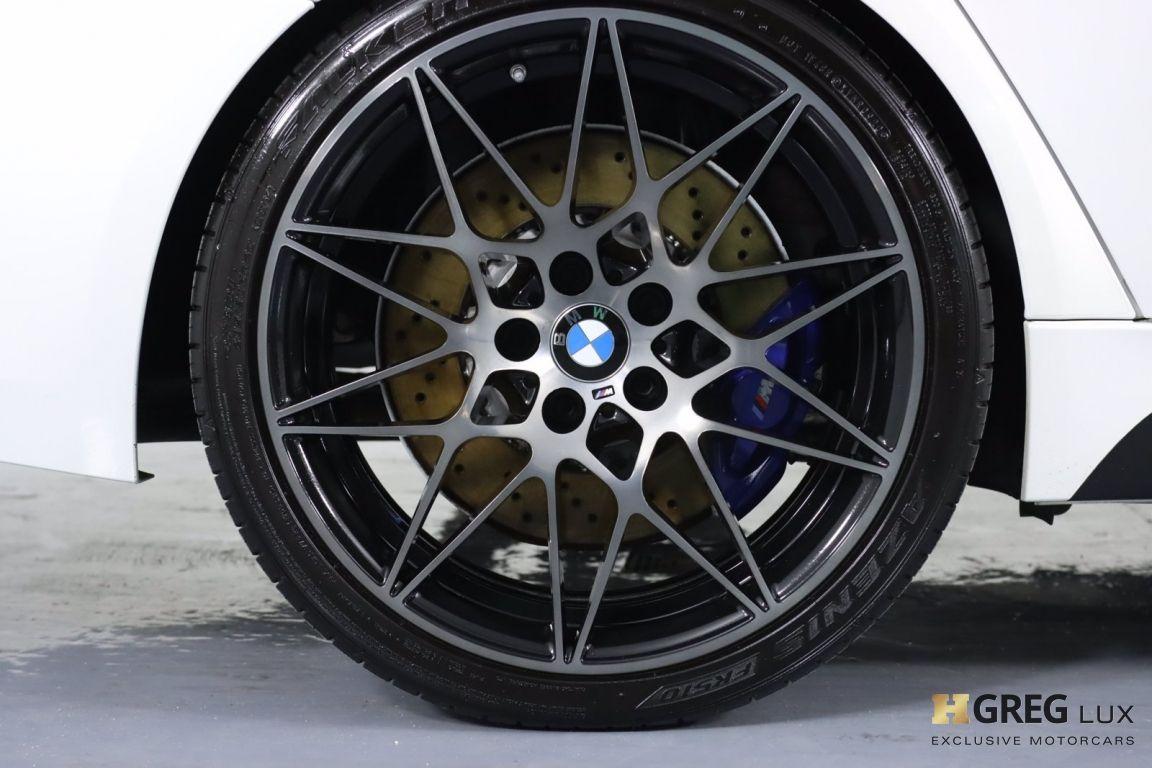 2018 BMW M3  #16
