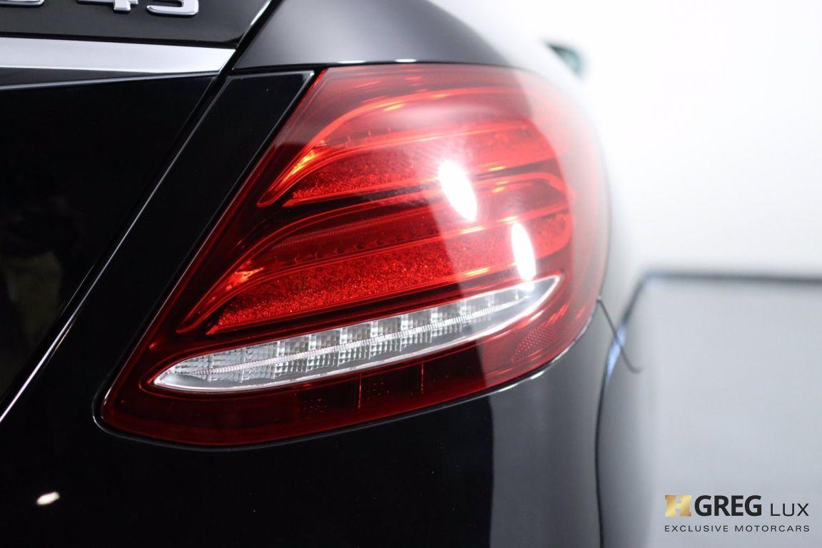 2018 Mercedes Benz E Class AMG E 43 #20