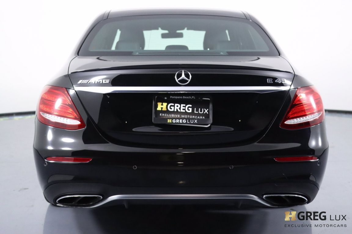 2018 Mercedes Benz E Class AMG E 43 #18