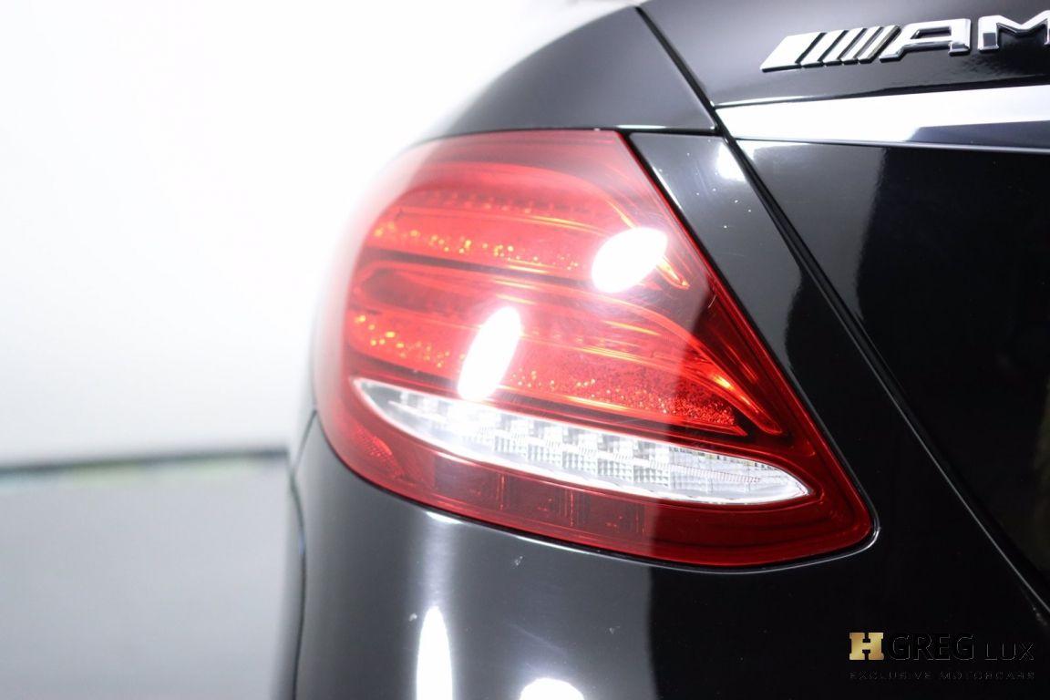 2018 Mercedes Benz E Class AMG E 43 #19