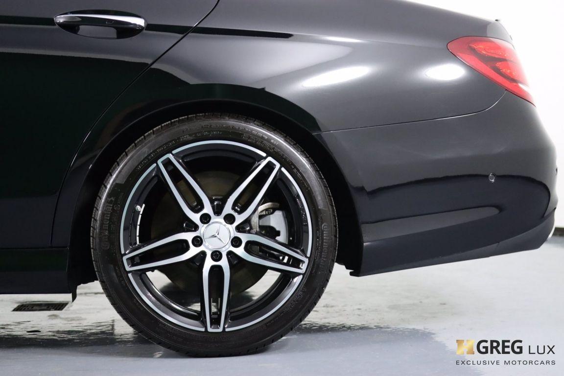 2018 Mercedes Benz E Class AMG E 43 #28