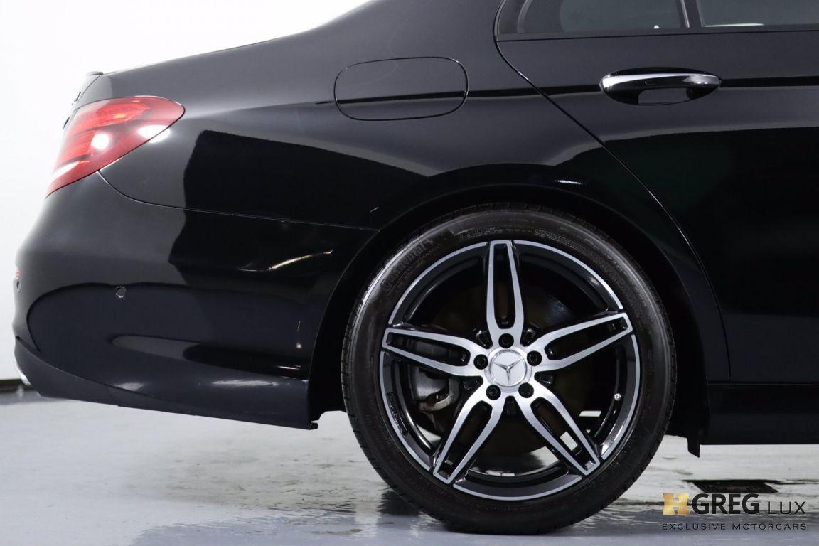 2018 Mercedes Benz E Class AMG E 43 #15