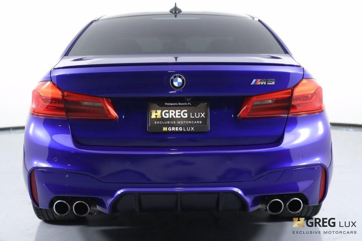 2018 BMW M5  #17