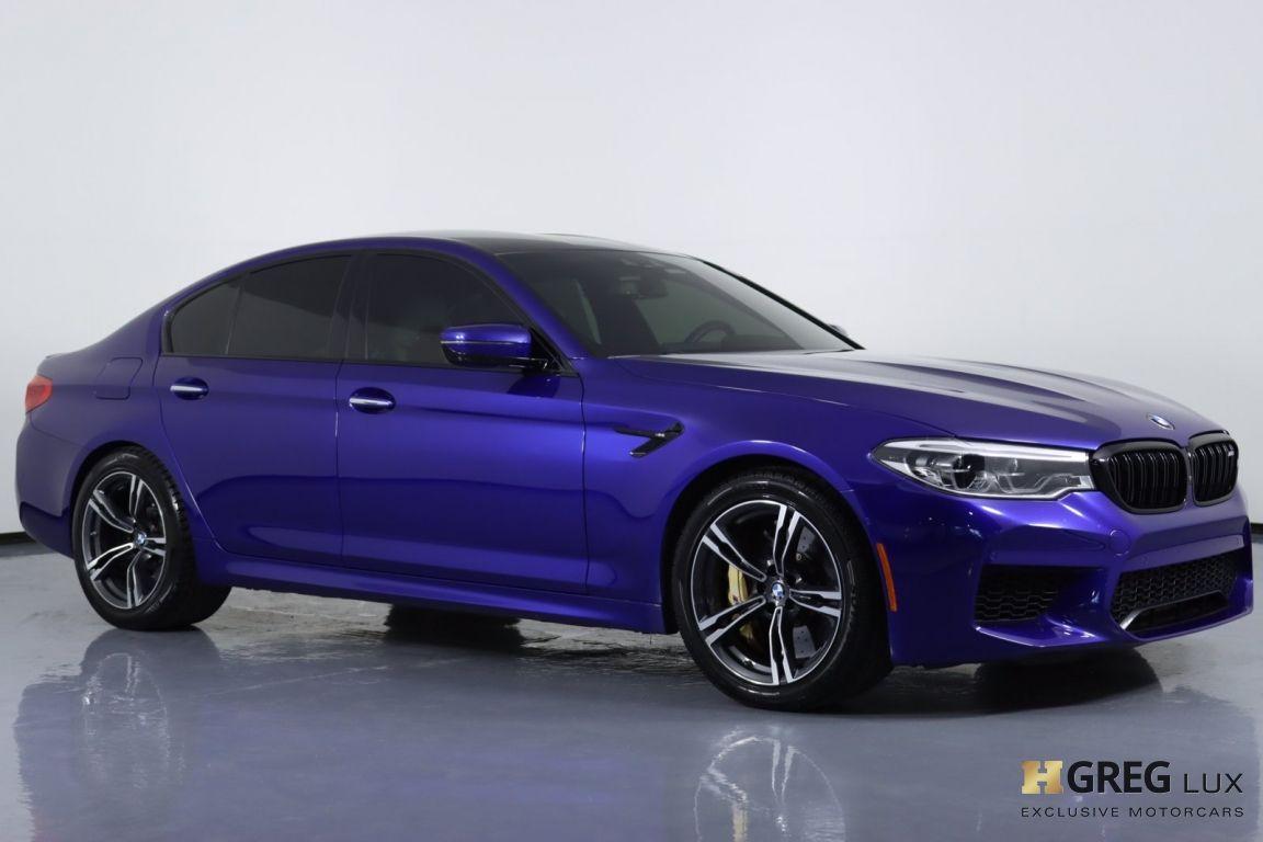 2018 BMW M5  #9