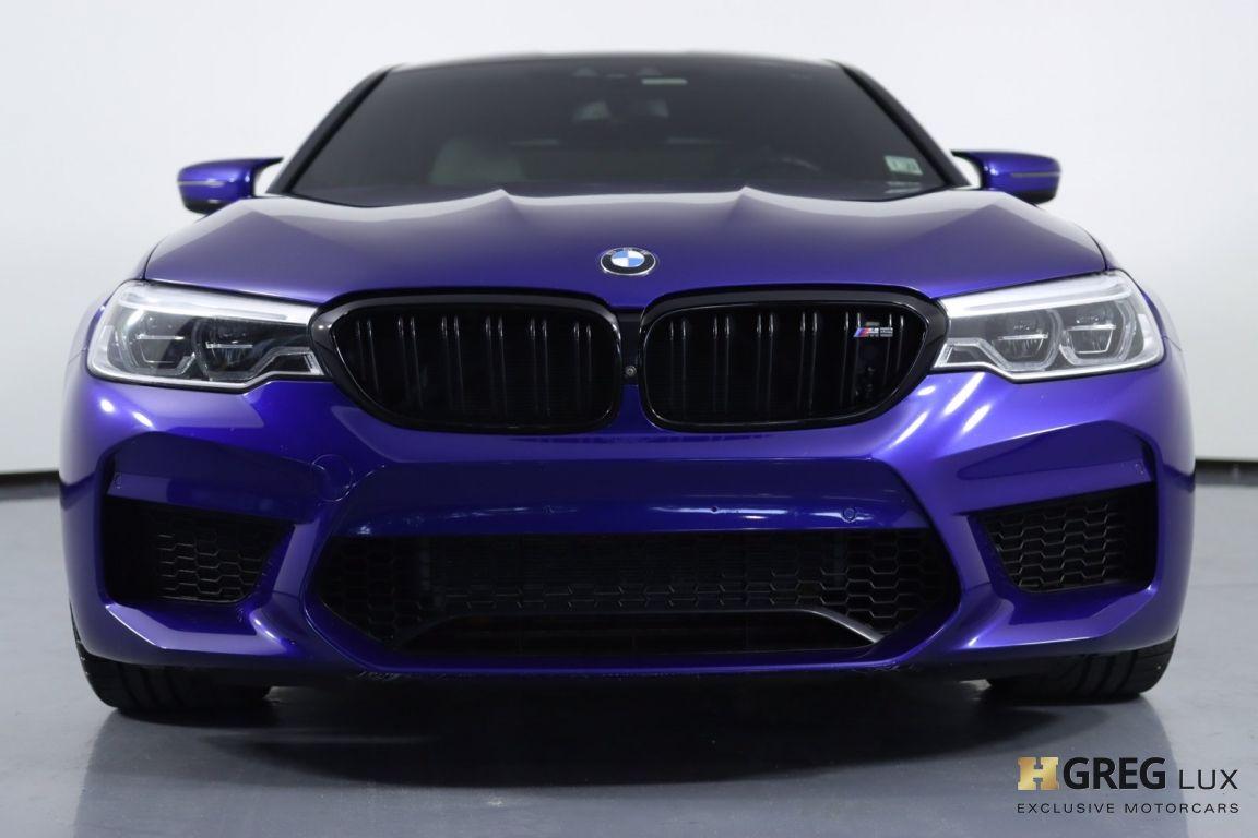 2018 BMW M5  #3