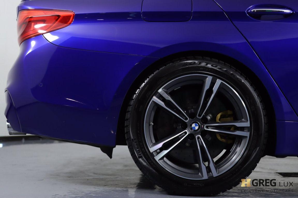 2018 BMW M5  #14
