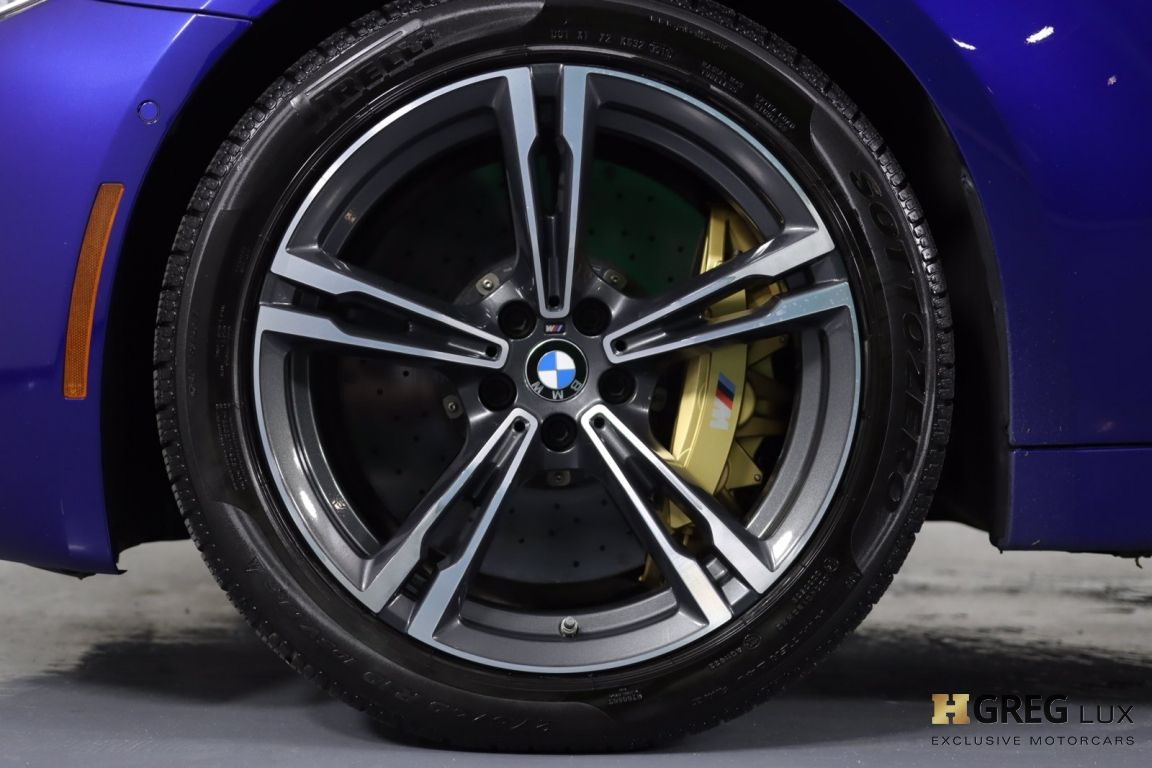 2018 BMW M5  #24