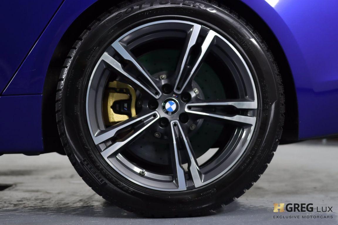 2018 BMW M5  #27