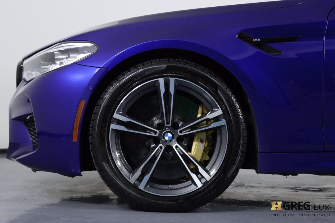 2018 BMW M5  #23