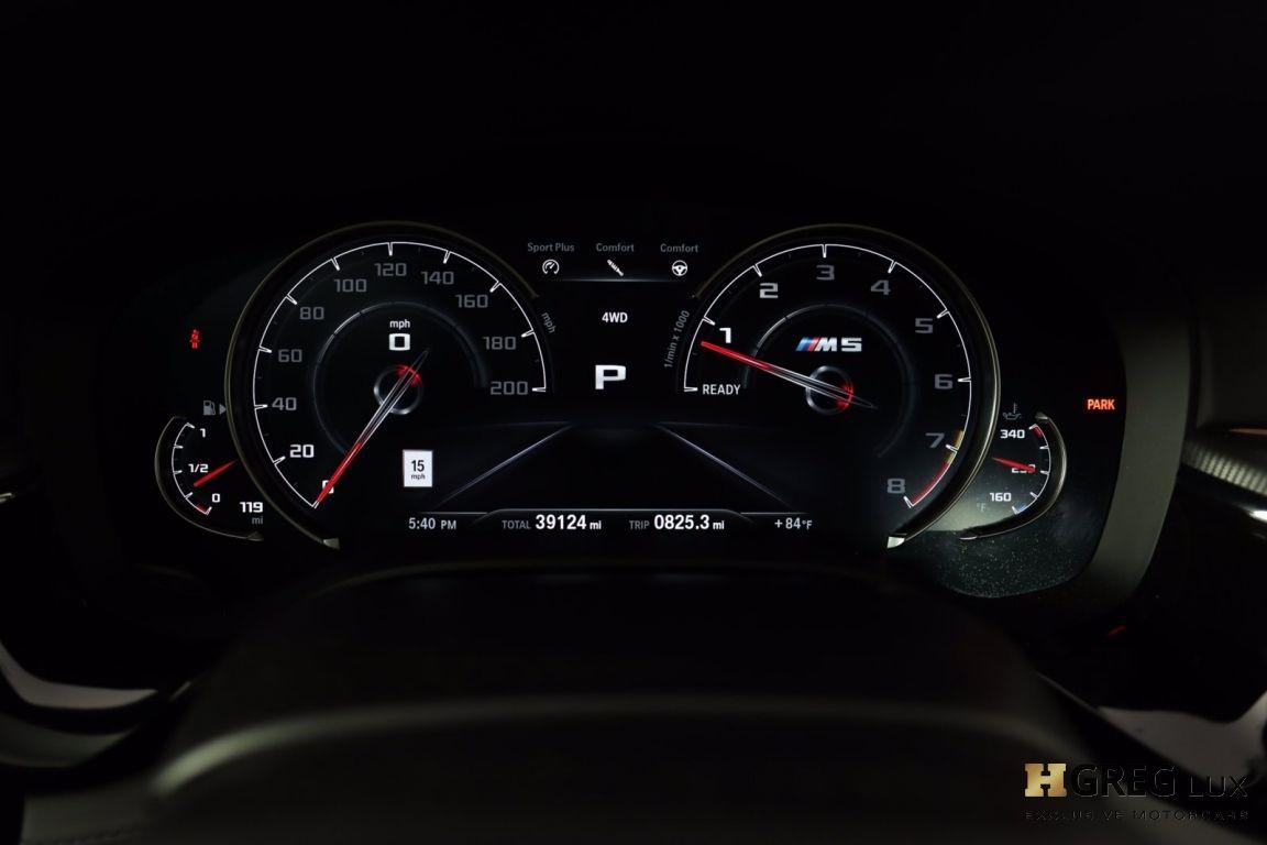 2018 BMW M5  #44