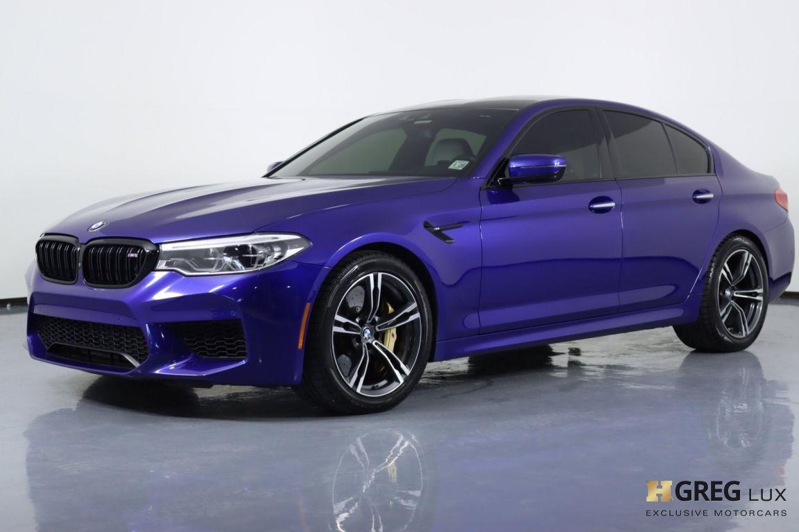 2018 BMW M5  #28
