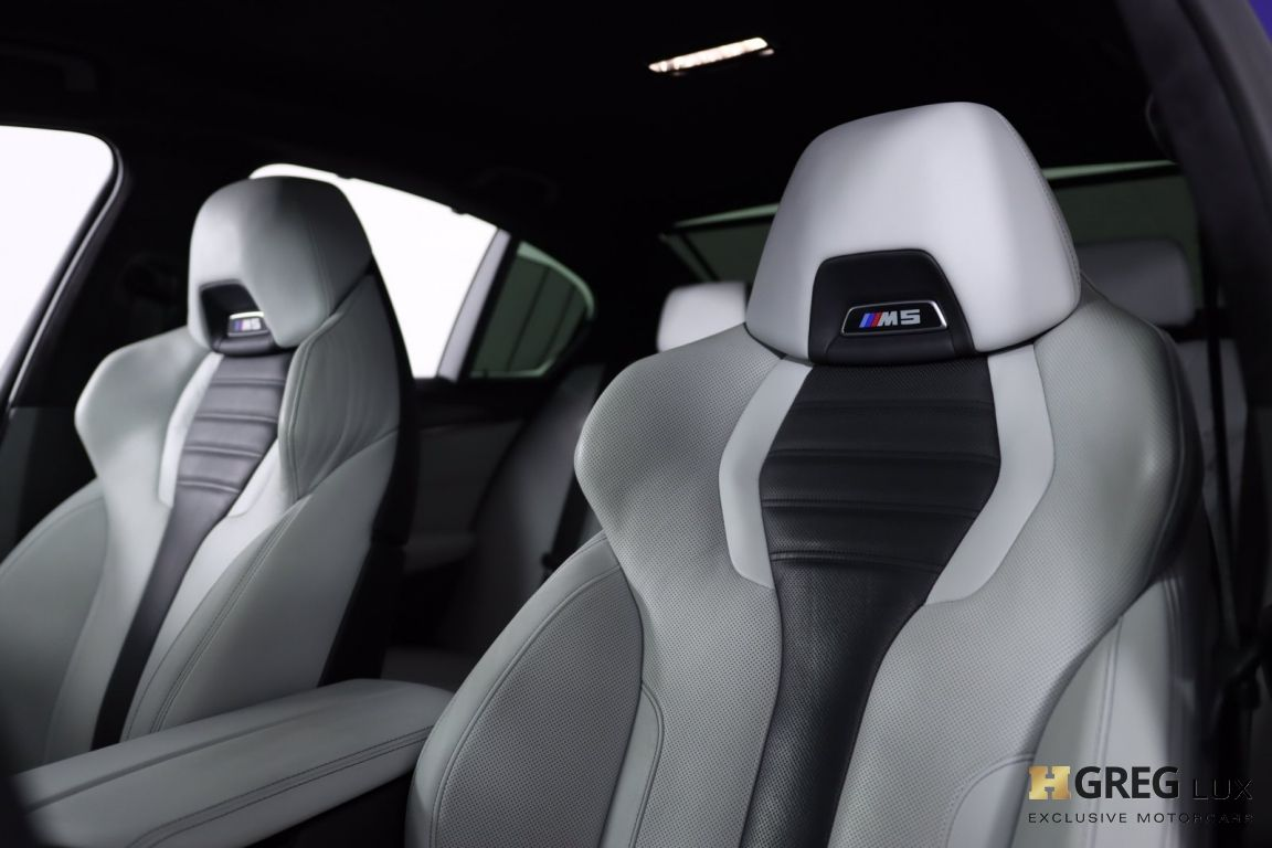 2018 BMW M5  #2