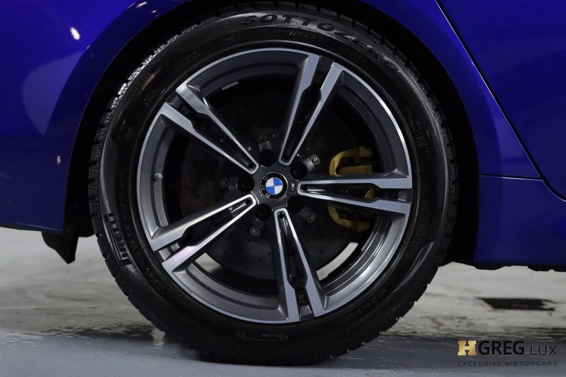 2018 BMW M5  #15