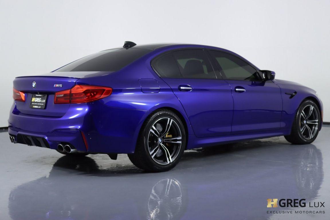 2018 BMW M5  #16