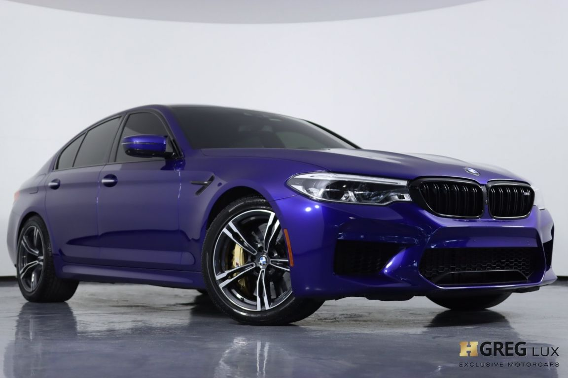 2018 BMW M5  #29