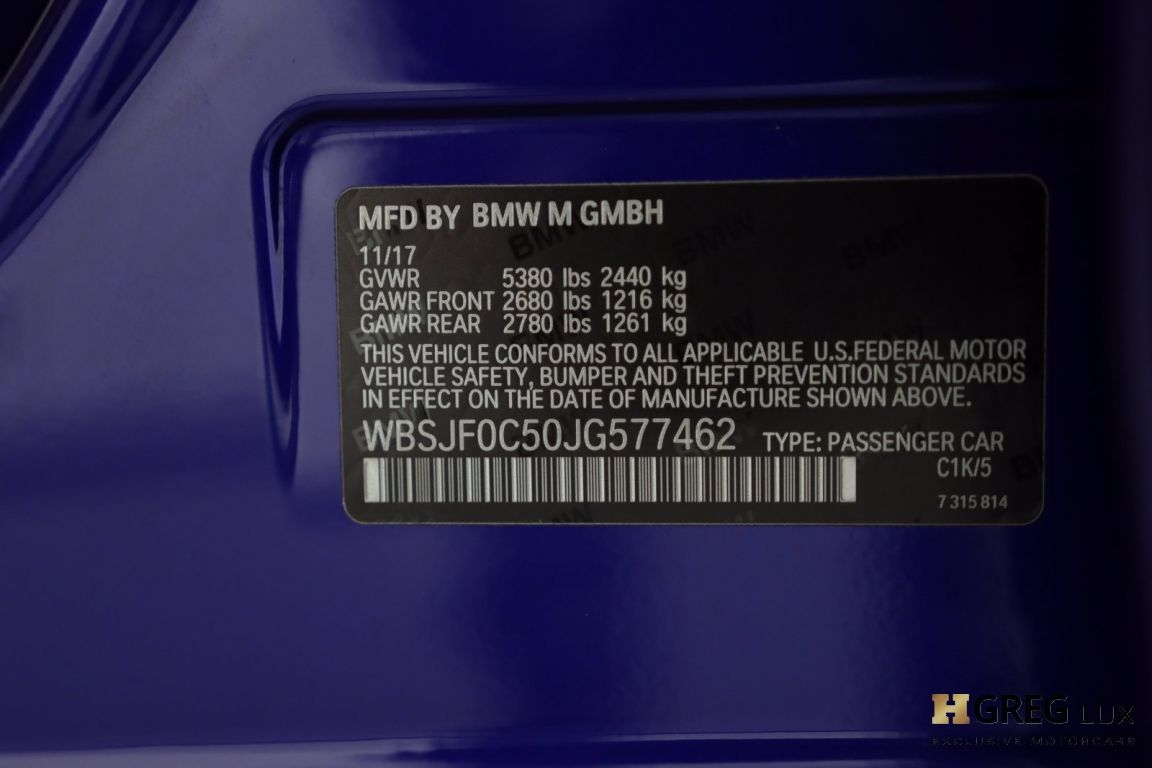 2018 BMW M5  #53