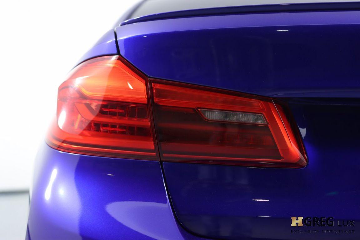 2018 BMW M5  #18