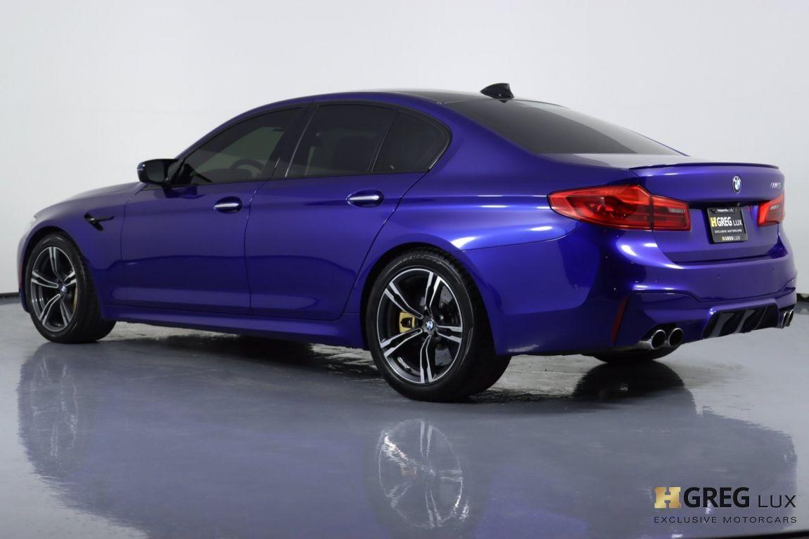 2018 BMW M5  #21