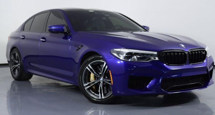 2018 BMW M5  #0