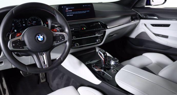 2018 BMW M5  #1