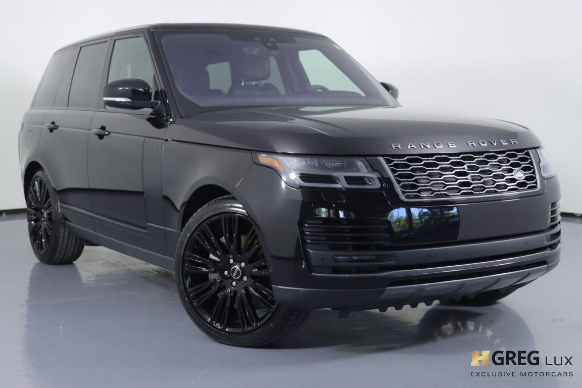 2021 Land Rover Range Rover  #0