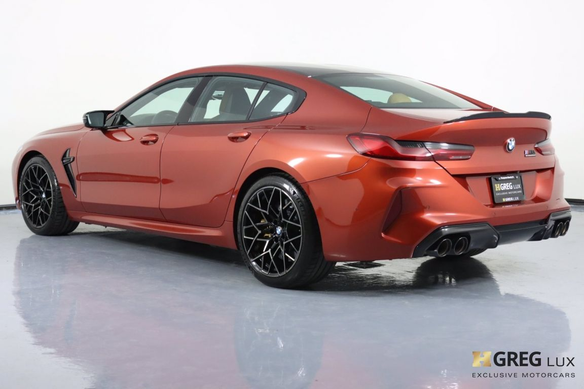 2020 BMW M8 Competition #22