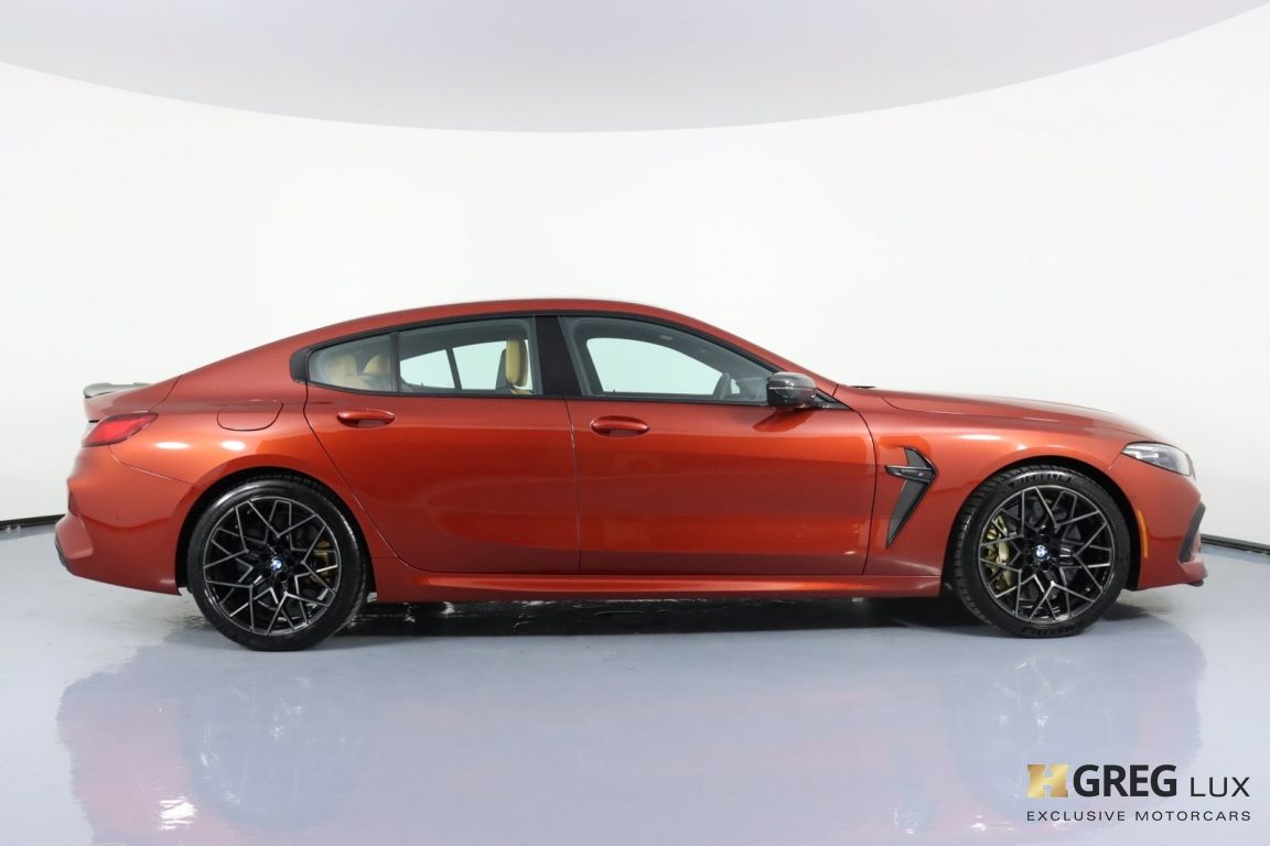 2020 BMW M8 Competition #10