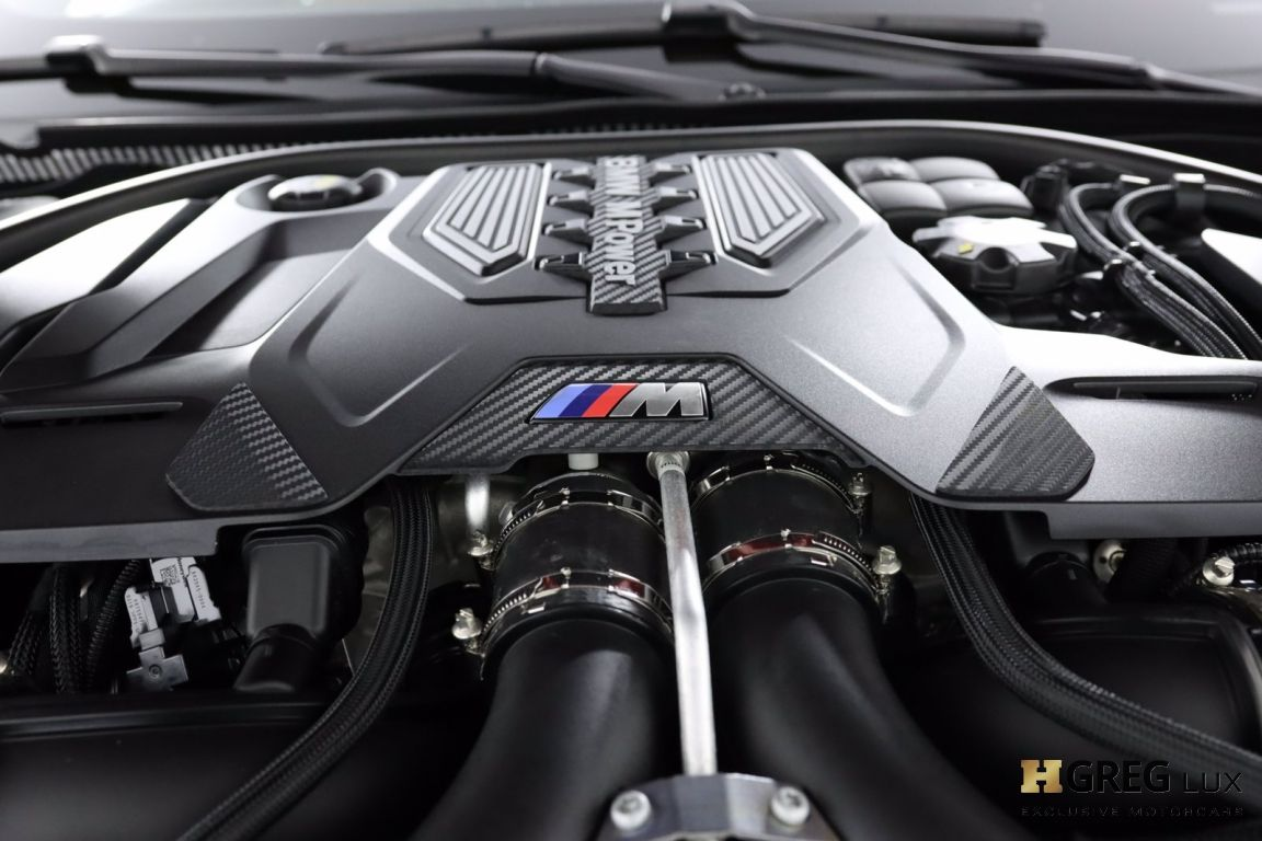 2020 BMW M8 Competition #62