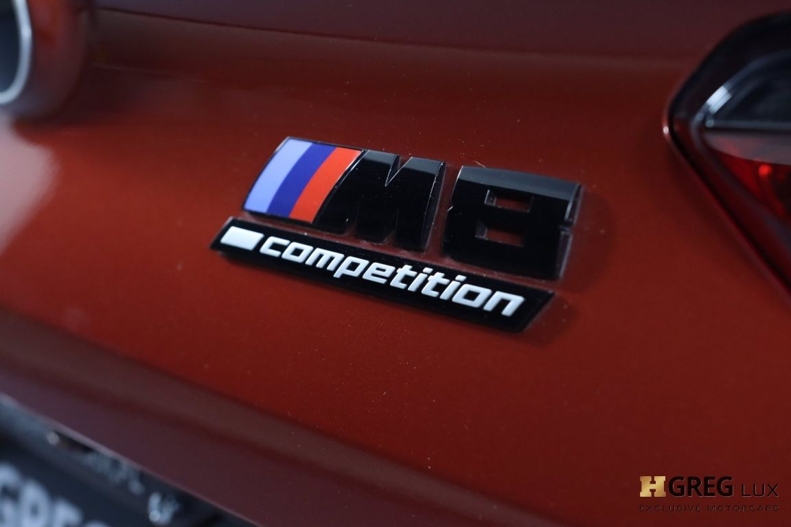 2020 BMW M8 Competition #21