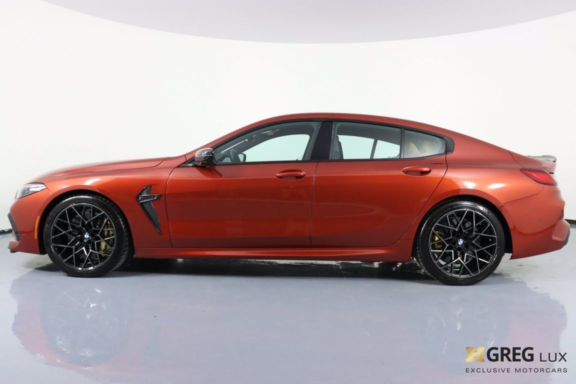 2020 BMW M8 Competition #23