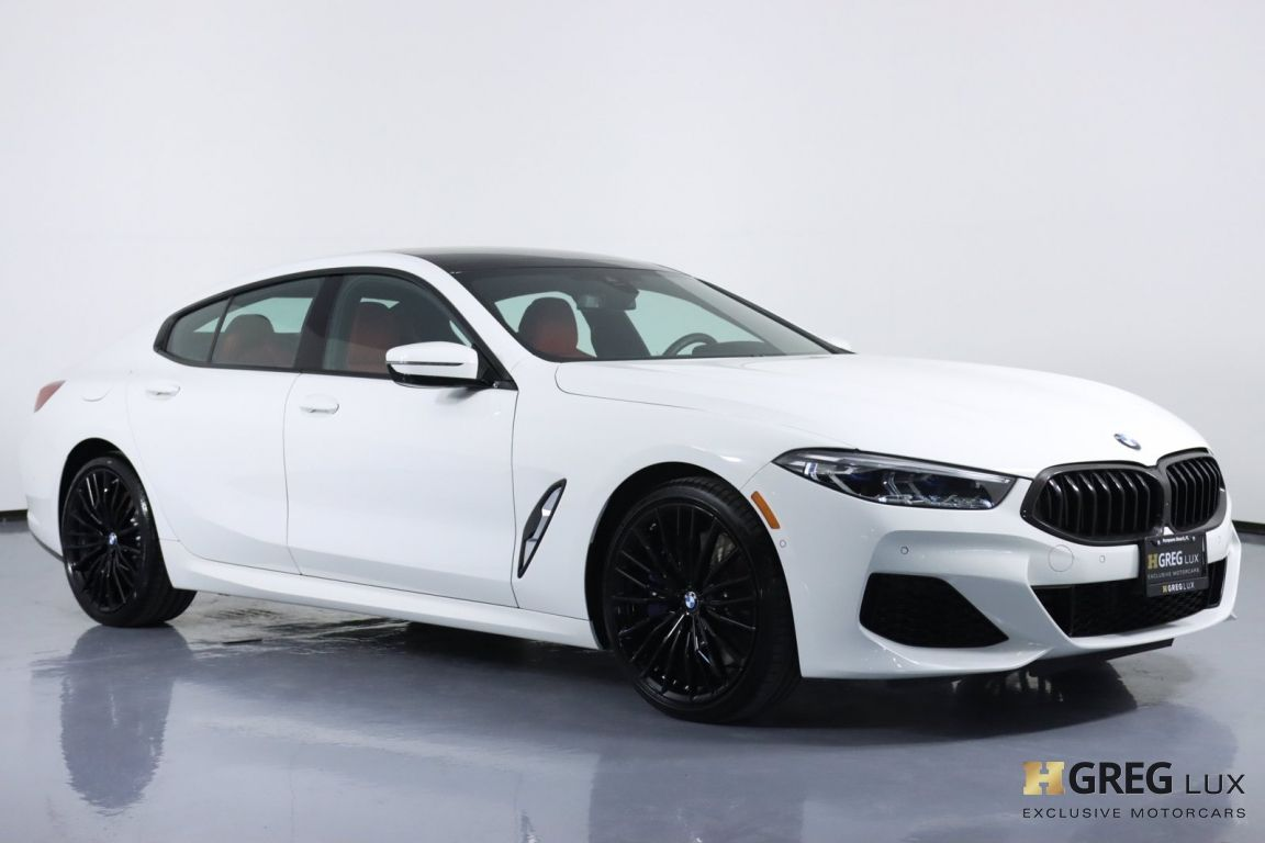 2020 BMW 8 Series 840i #9