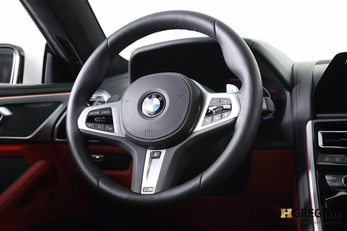 2020 BMW 8 Series 840i #51
