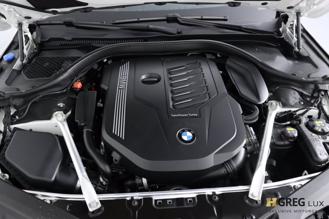 2020 BMW 8 Series 840i #57