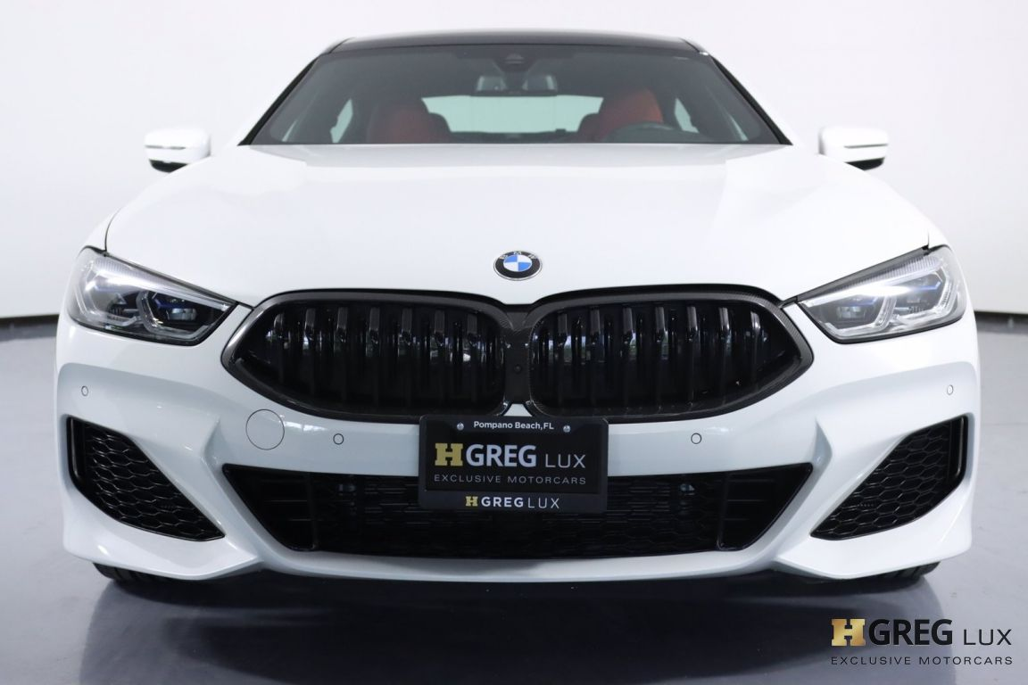 2020 BMW 8 Series 840i #3