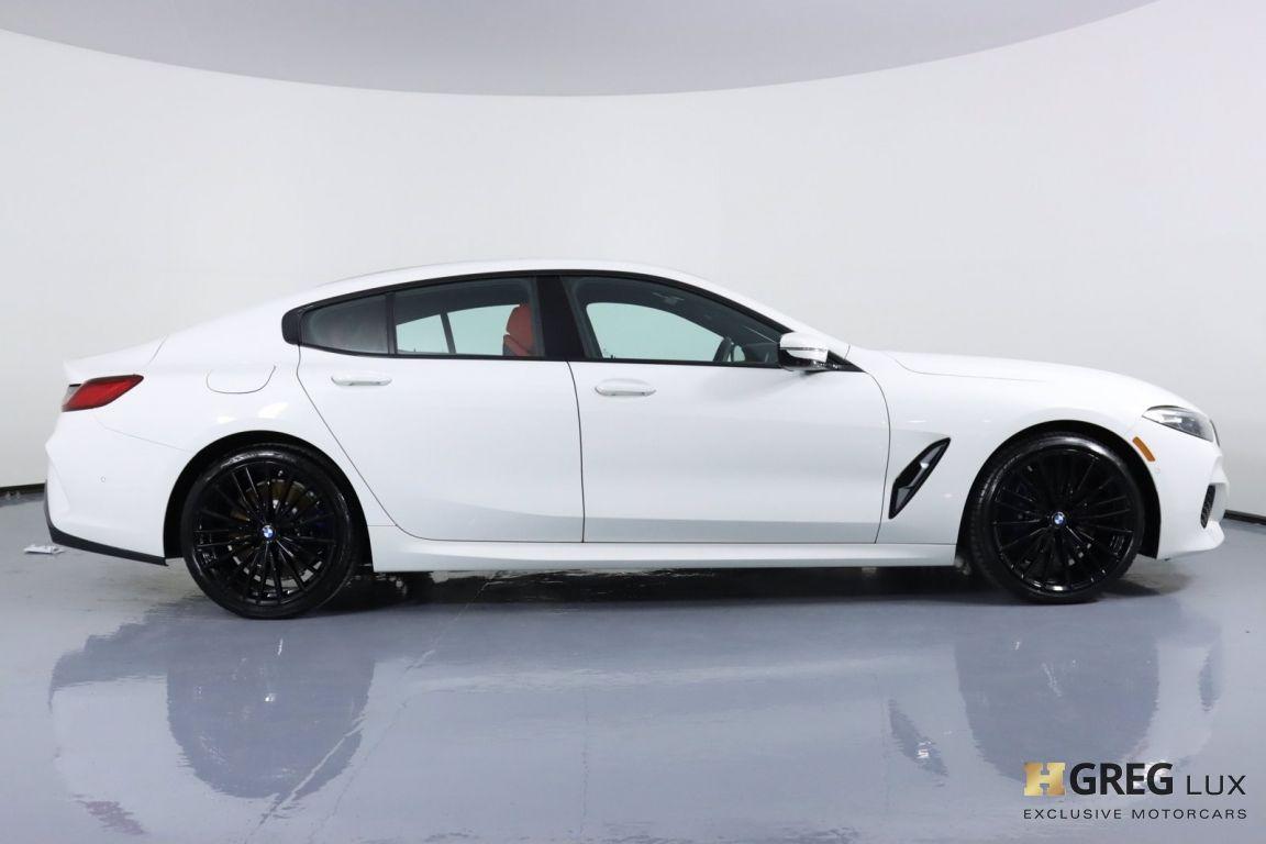 2020 BMW 8 Series 840i #10