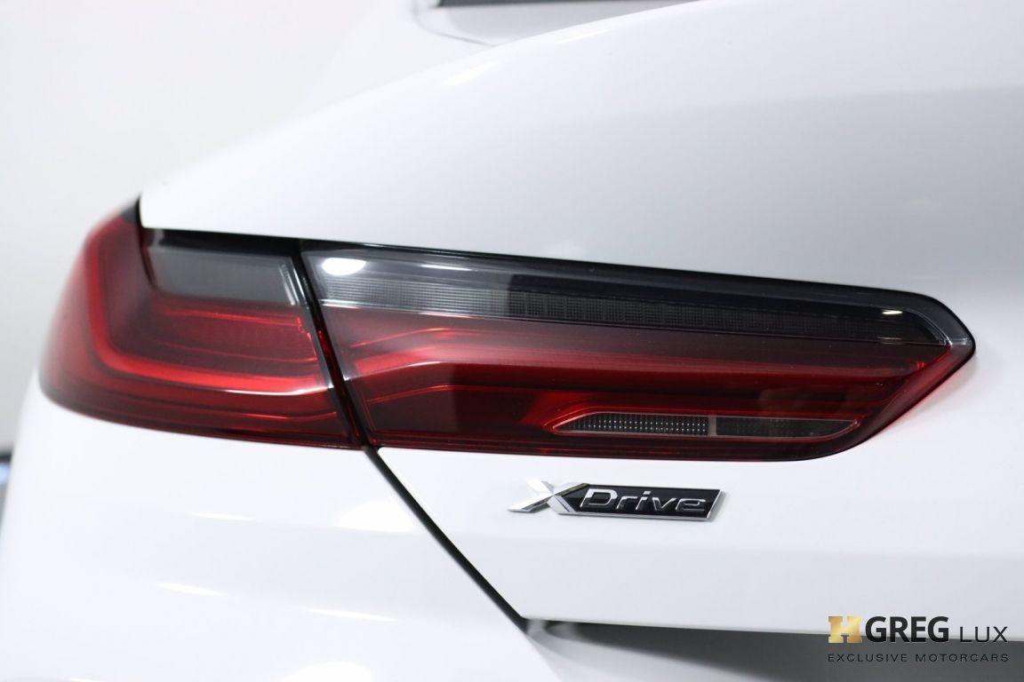 2020 BMW 8 Series 840i #17