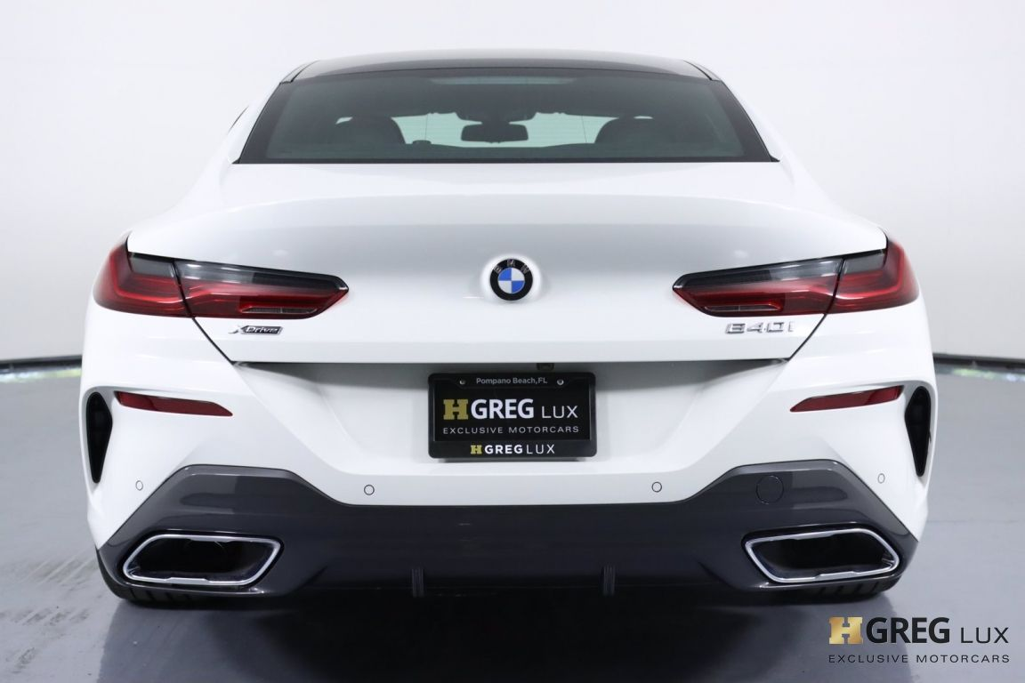 2020 BMW 8 Series 840i #16