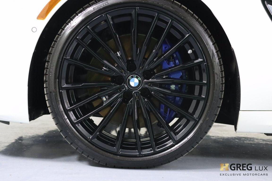 2020 BMW 8 Series 840i #25