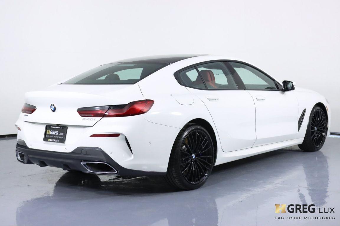 2020 BMW 8 Series 840i #15