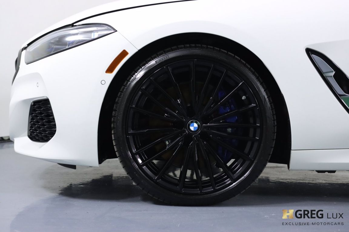 2020 BMW 8 Series 840i #24