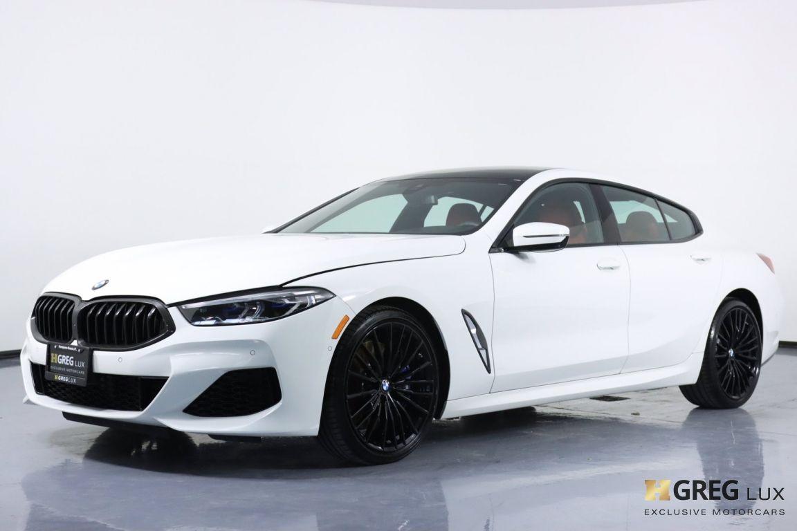 2020 BMW 8 Series 840i #29