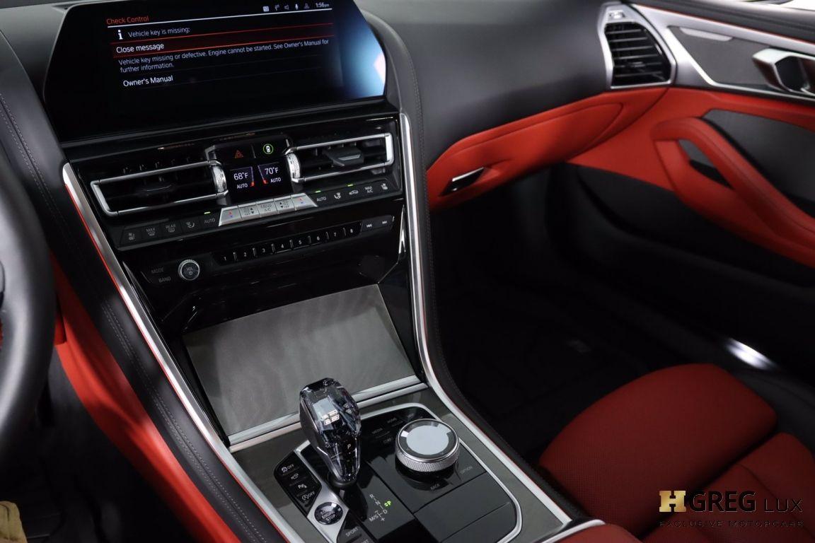 2020 BMW 8 Series 840i #40