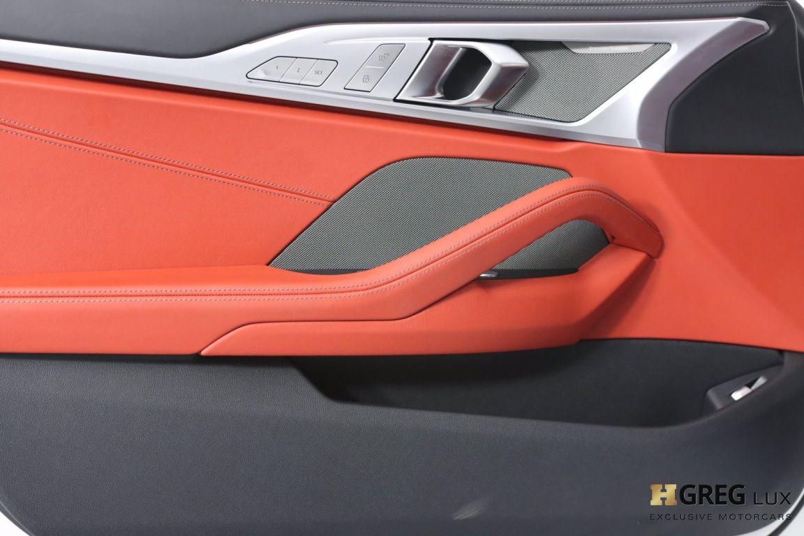 2020 BMW 8 Series 840i #37
