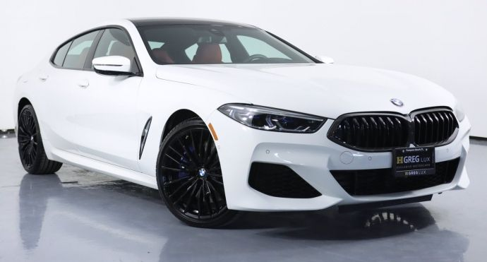 2020 BMW 8 Series 840i #0