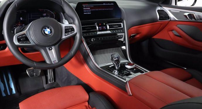 2020 BMW 8 Series 840i #1