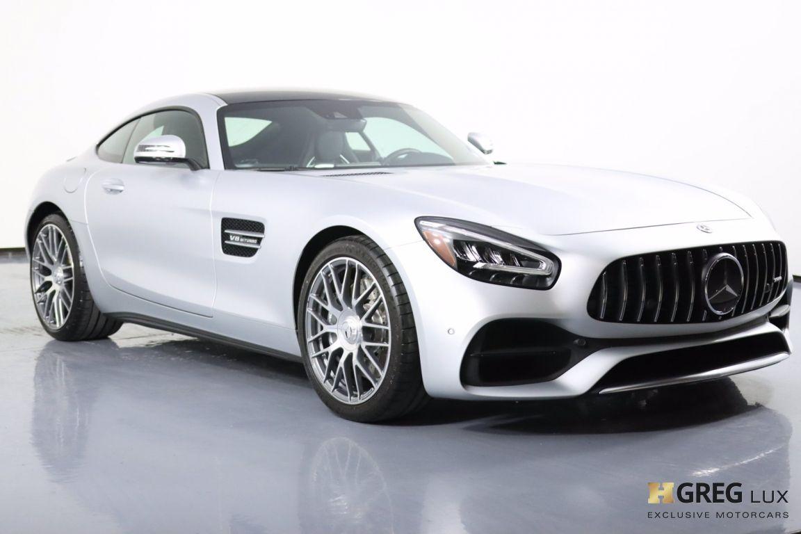 2020 Mercedes Benz AMG GT AMG GT #9